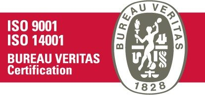 BV Certification ISO9001 ISO14001
